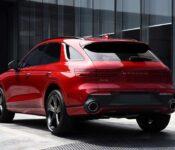 2022 Genesis Gv70 Crossover Debuts Release Date Gv80 Hyundai