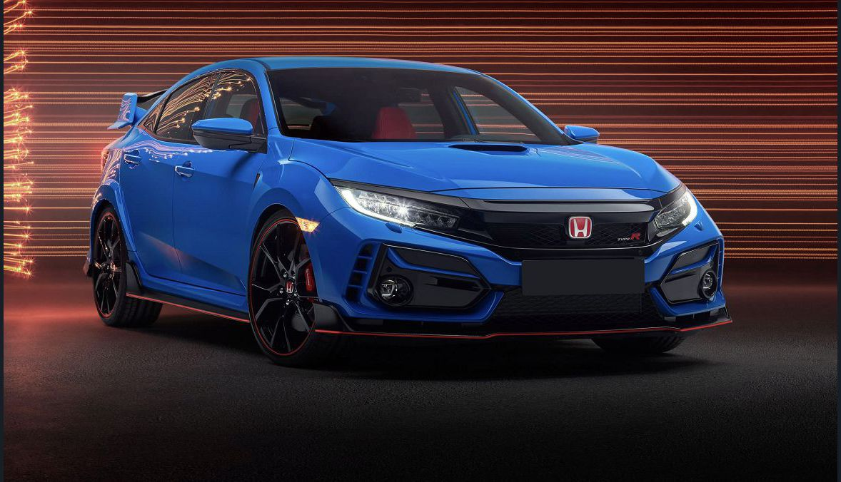 2022 Honda Civic Type R Cost Coupe Colors Custom Inside Edition