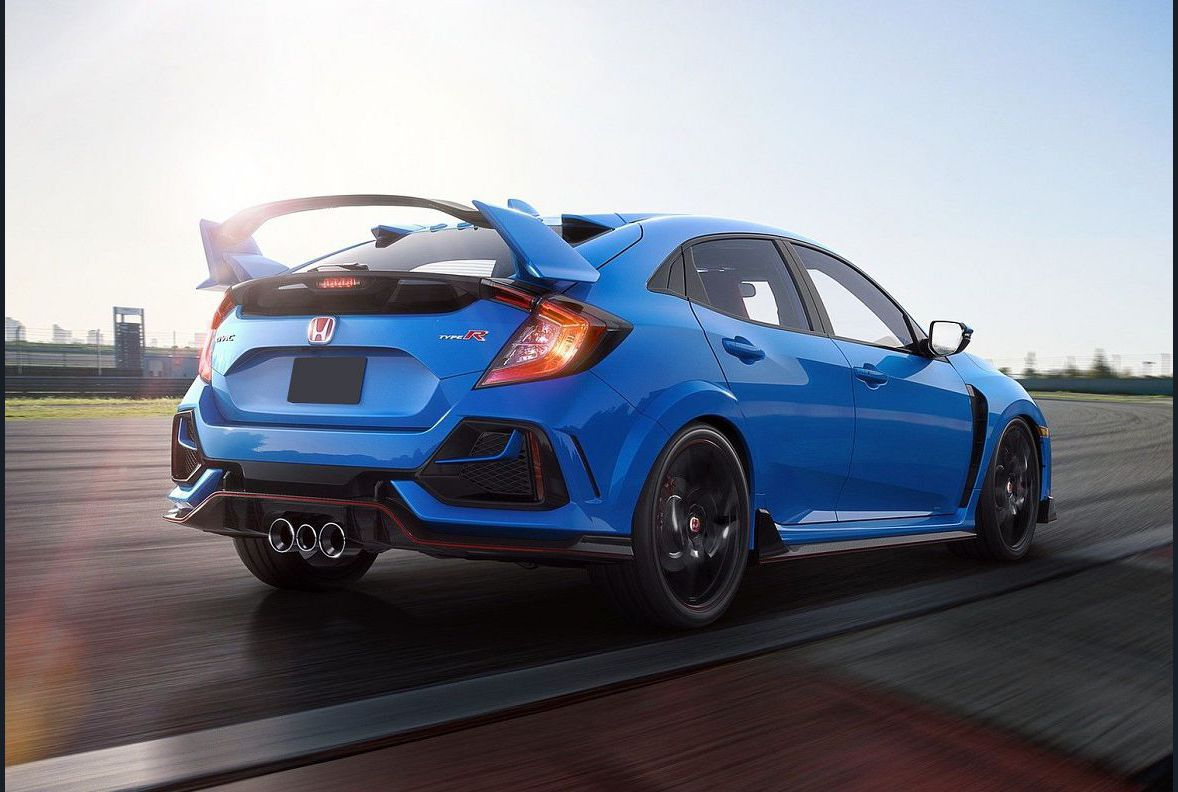 2022 Honda Civic Type R New Concept Release Date 2021 2020