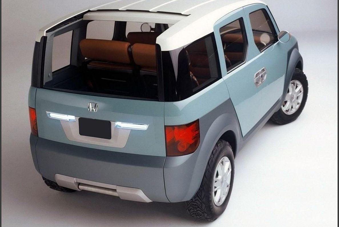 2022 Honda Element 2021 Next Generation New For Sale