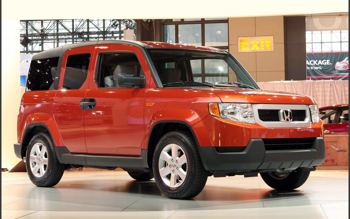 2022 Honda Element Cargo Space Scrap Price Theft Top Adjustment