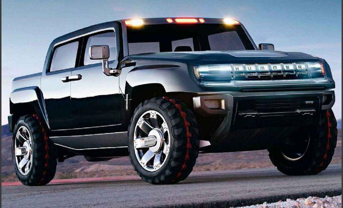 2022 Hummer Ev Angle Wheel Steering Reserve A Order