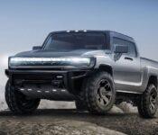 2022 Hummer Ev Walk Curb Colors Mode Canada Dimensions
