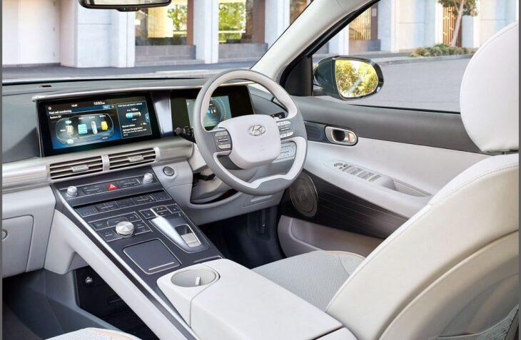 2022 Hyundai Nexo 2020 Availability California Electric Commercial Usa