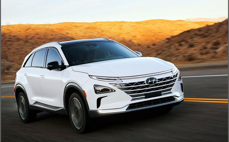 2022 Hyundai Nexo Air Purifier All Wheel Drive Australia Msrp