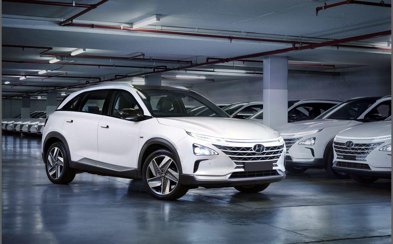 2022 Hyundai Nexo Brochure Buy Size Colors Cargo Space