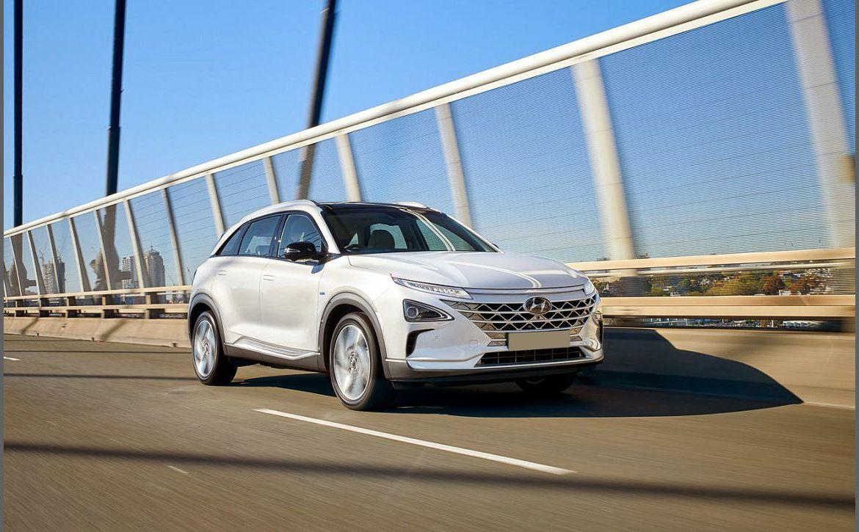 2022 Hyundai Nexo Cleans Crash Test Images Horsepower