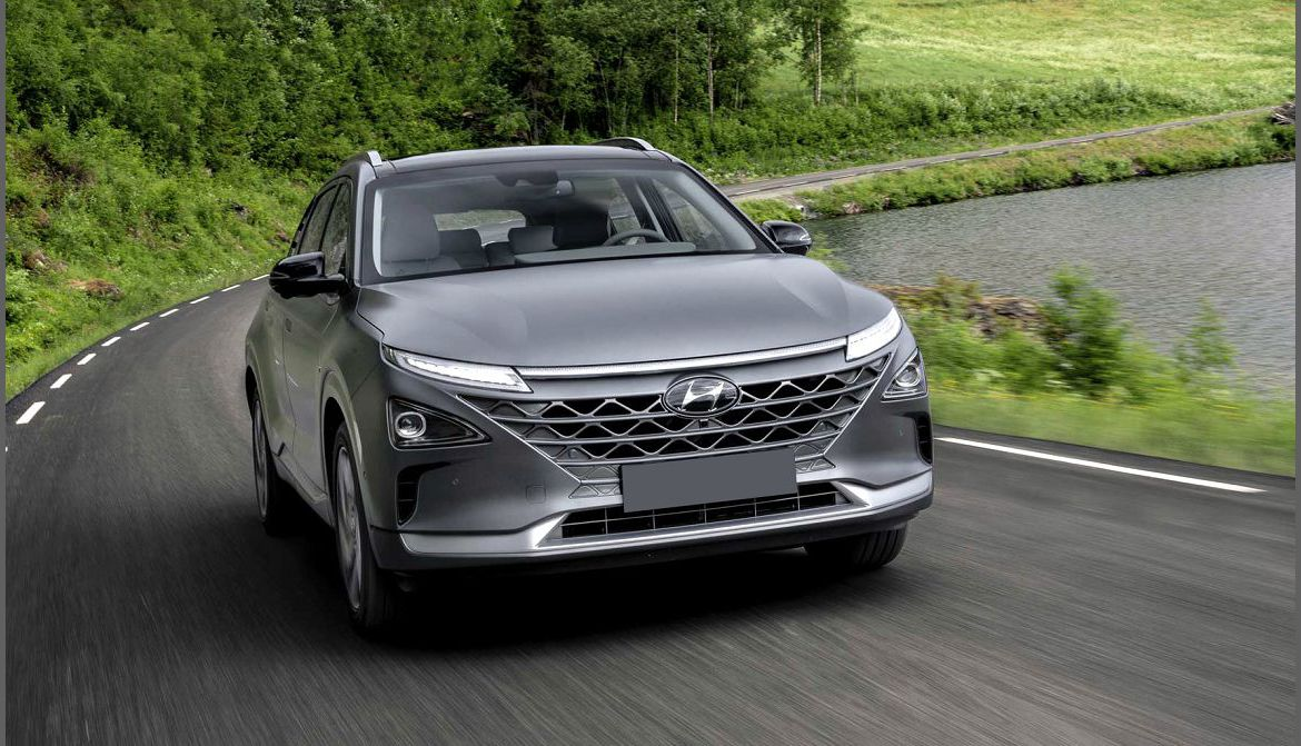 2022 Hyundai Nexo Cost Motor Limited Hybrid News Engine