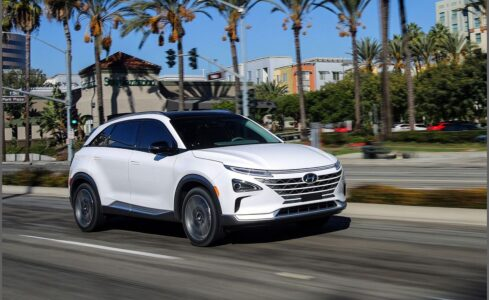 2022 Hyundai Nexo Dimensions 2019 Specs New Sales Price