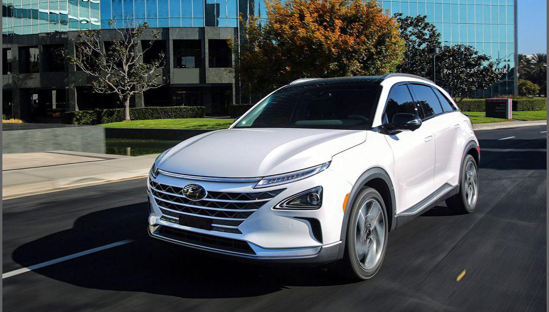 2022 Hyundai Nexo Hidrogénio Blue Bts Build Vs Battery