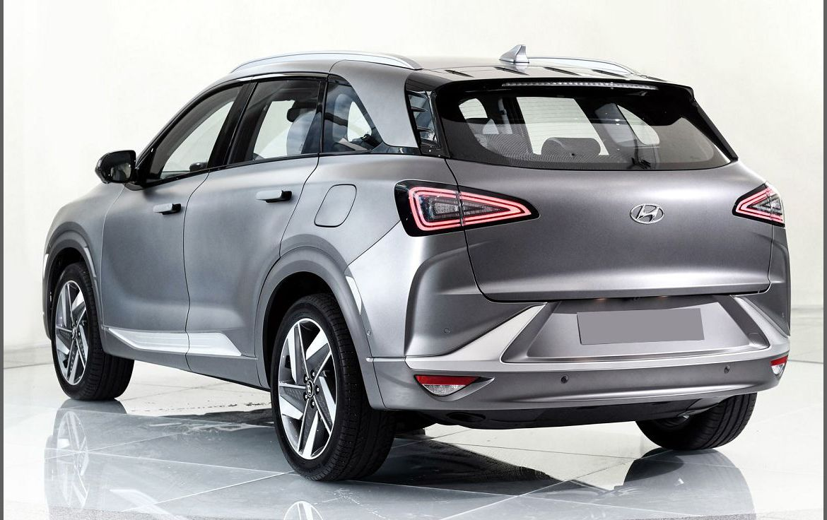 2022 Hyundai Nexo How Much Does A Idrogeno Specifications