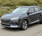 2022 Hyundai Nexo Review Lease For Sale Interior Range