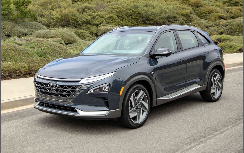 2022 Hyundai Nexo Review Lease For Sale Interior Range