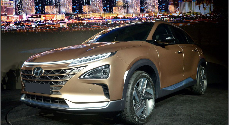2022 Hyundai Nexo Suv In Hydrogen Awd Acceleration Accessories