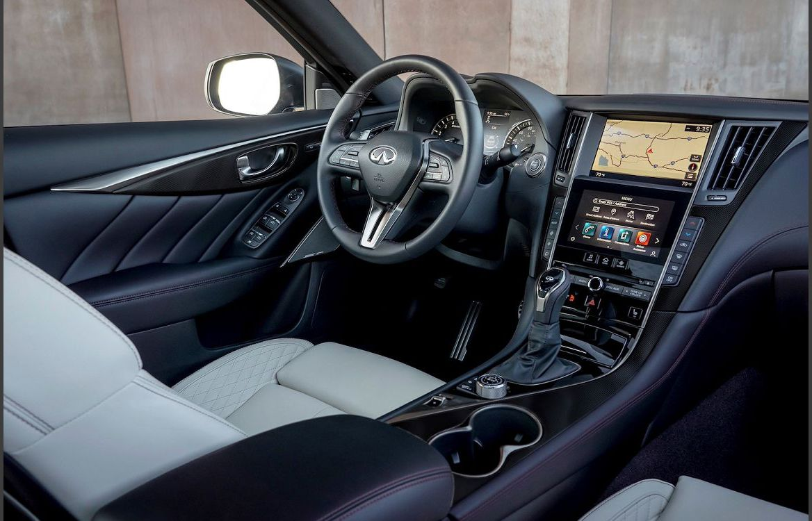 2022 Infiniti Q50 Back Exhaust The 2014 Lease Interior