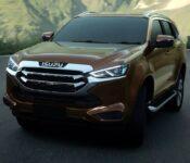 2022 Isuzu Mu X Australia Active And Chevrolet Trailblazer Apple Carplay