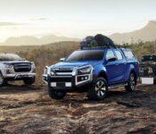 2022 Isuzu Mu X Differential Diesel Automatic Demo For Sale