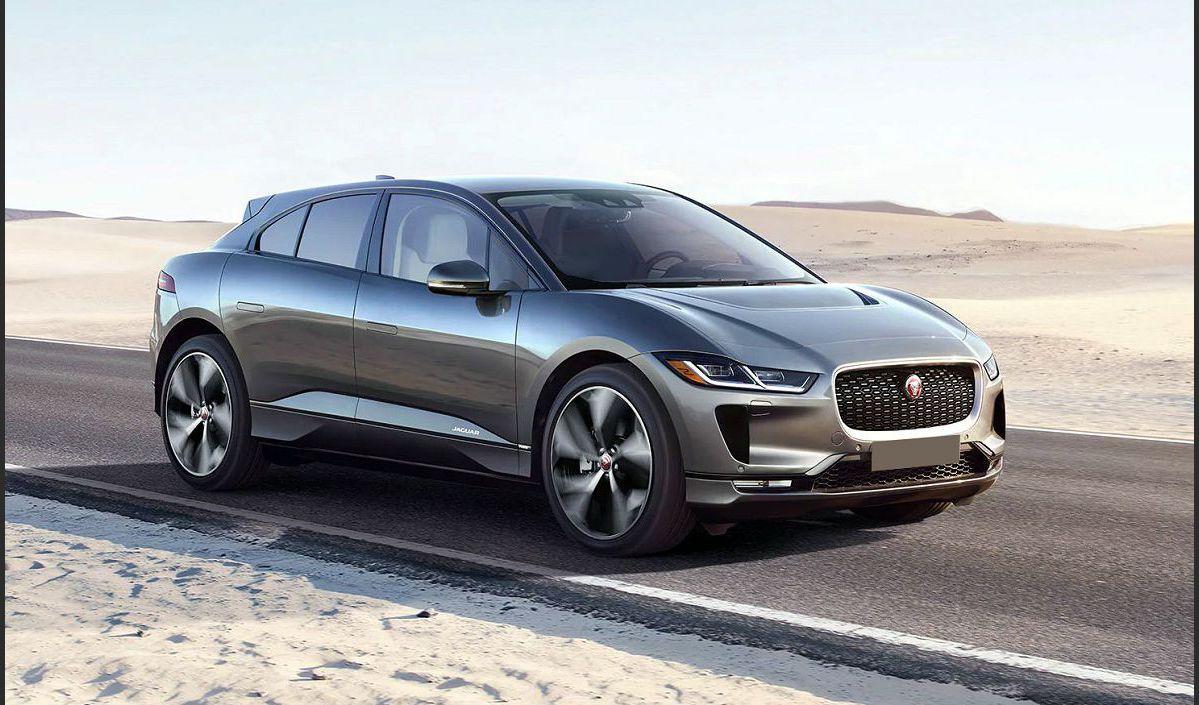 2022 Jaguar I Pace App Acceleration Australia Awd A Charging