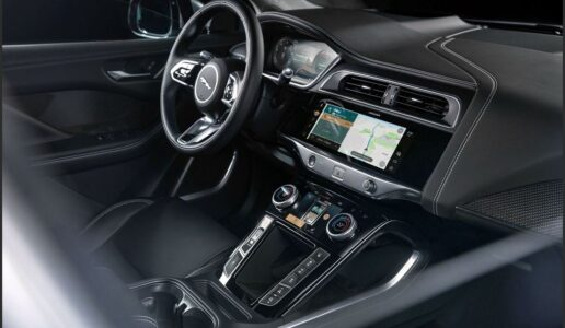 2022 Jaguar I Pace Speed Charger Port Curve Times C Insurance