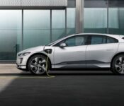 2022 Jaguar I Pace Supplier Boot Space Black B Stations