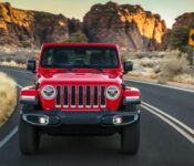 2022 Jeep Wrangler A Is Less Aerodynamic Than Cost
