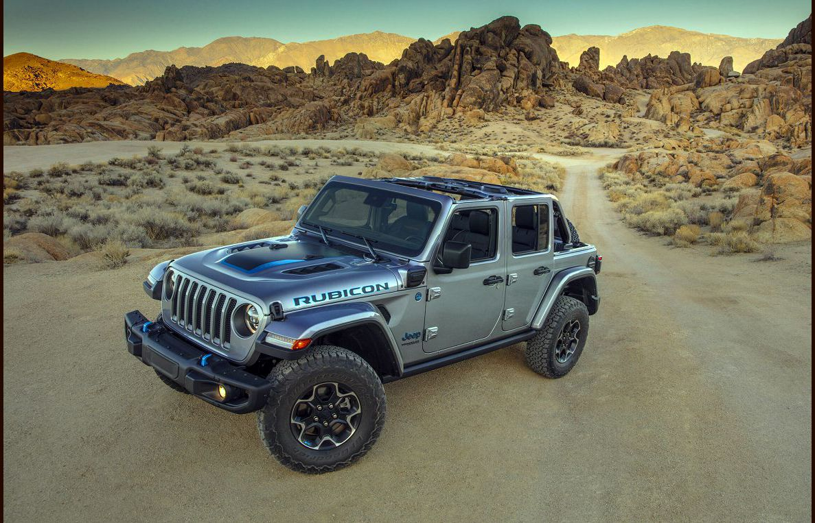 2022 Jeep Wrangler Miles Per Gallon Bolt Pattern Build