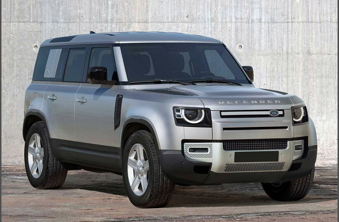 2022 Land Rover Defender 110 Accessories Aftermarket Usa All