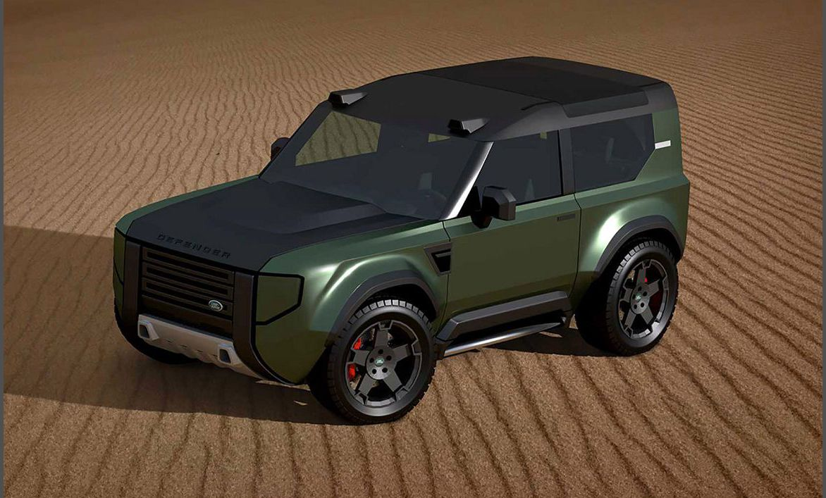 2022 Land Rover Defender Interior Wolf 2016 Build Box On ...
