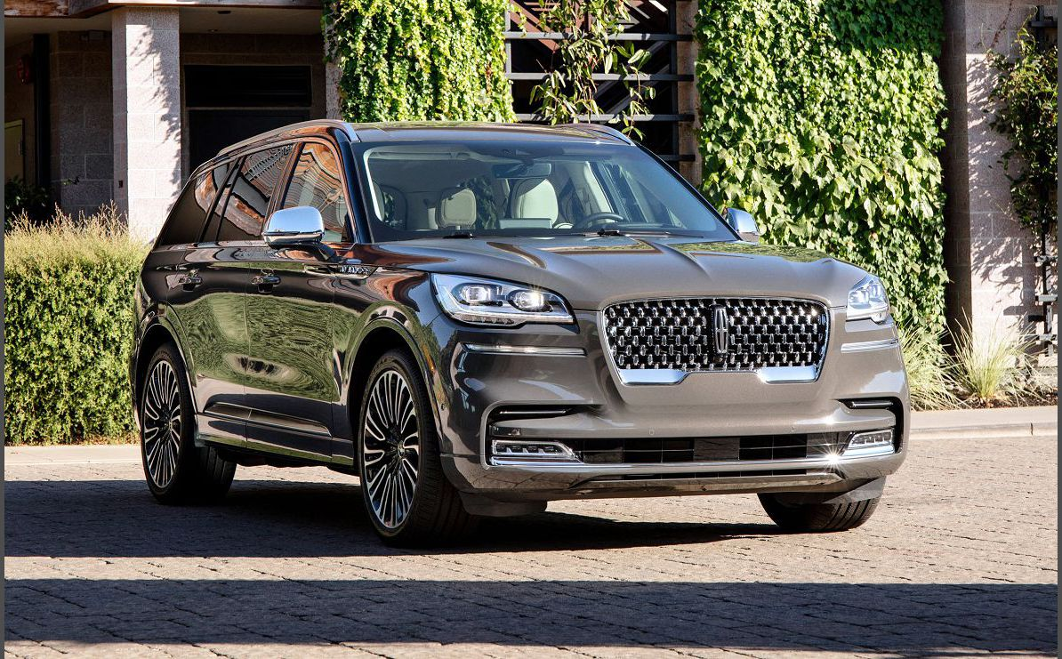 2022 Lincoln Aviator And Base Grand Touring Vs Reserve