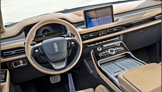 2022 Lincoln Aviator Competitors Gas Mileage C Dimensions