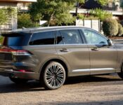 2022 Lincoln Aviator Review Price Interior Lease Deals San