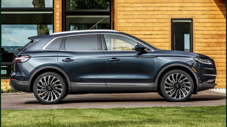 2022 Lincoln Nautilus All Wheel Drive A The Suv Build Rent Horsepower