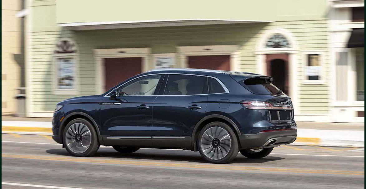 2022 Lincoln Nautilus Auto Start Stop Disable Exterior News