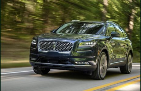 2022 Lincoln Nautilus Can Be Flat Towed Buy Black Engine
