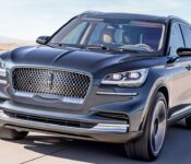 2022 Lincoln Nautilus Commercial Dealers Discontinued Specs