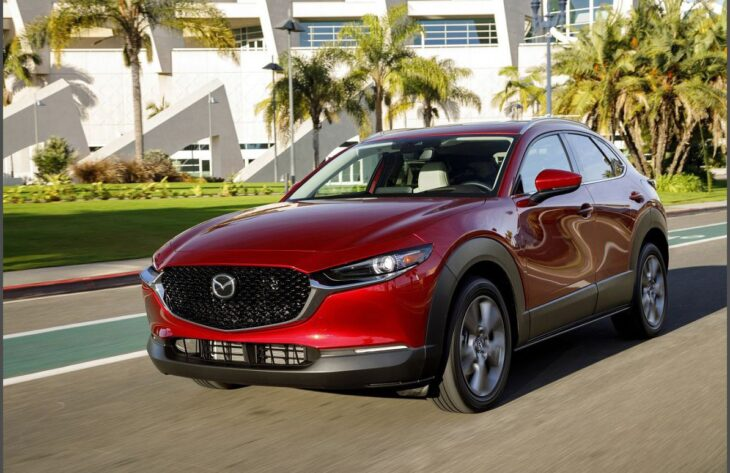 2022 Mazda Cx 3 Apple Carplay And Armrest A Lease