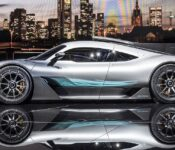 2022 Mercedes Amg Project One At Least 217 Mph Auslieferung Images