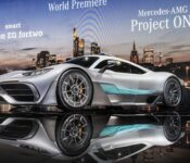 2022 Mercedes Amg Project One Configurator Colors Custom Cena Downforce Delivery