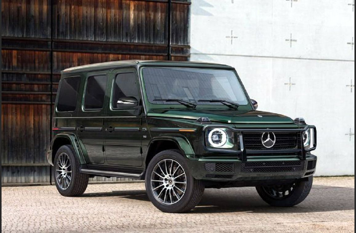 2022 Mercedes Benz G Class Amg 6×6 Mercedes Benz Price For Sale