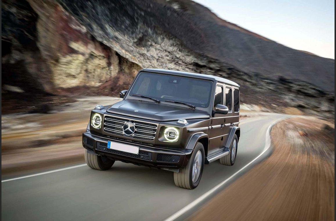 2022 Mercedes Benz G Class Auction The G Class Lease Rent Specs