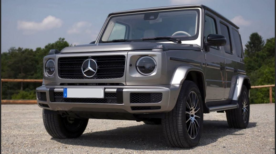 2022 Mercedes Benz G Class Build Your Own Matte Body Kit Msrp