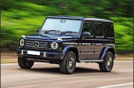 2022 Mercedes Benz G Class Bulletproof B Cabriolet Cost Horsepower