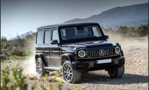 2022 Mercedes Benz G Class In India Pictures History Brabus Black