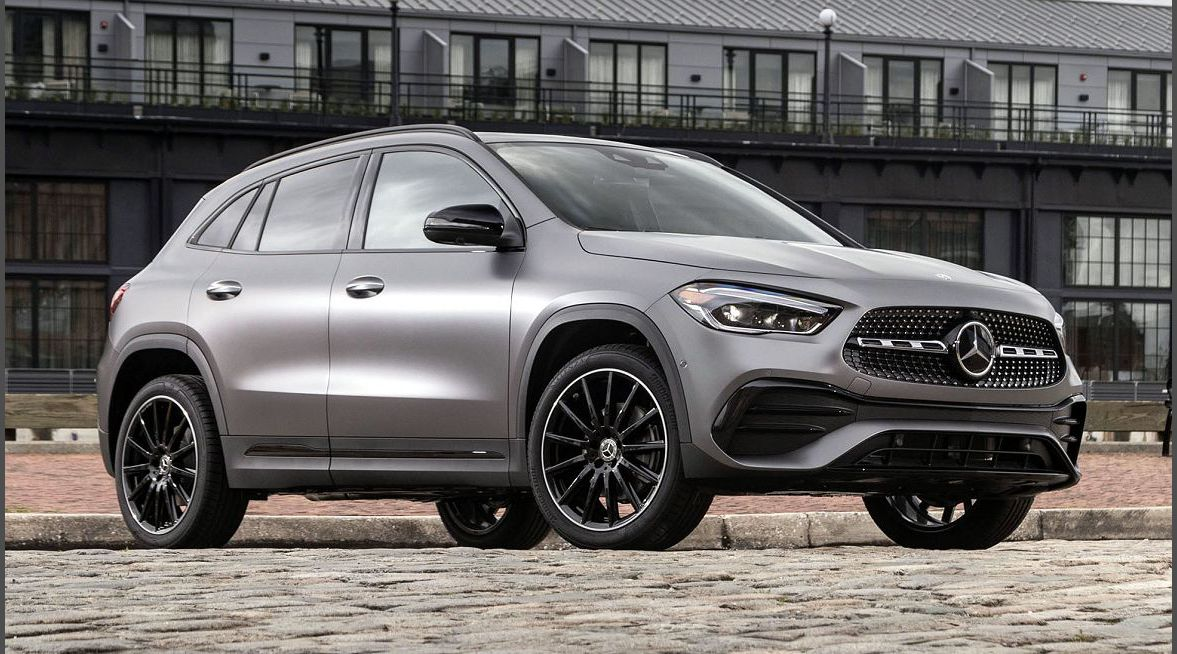 2022 Mercedes Benz Gla 4matic 350 For Sale Price 45 Msrp Mpg