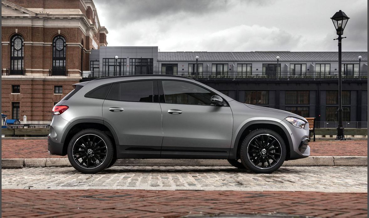 2022 Mercedes Benz Gla A Of New Is 4 Wheel Drive Inside Reviews