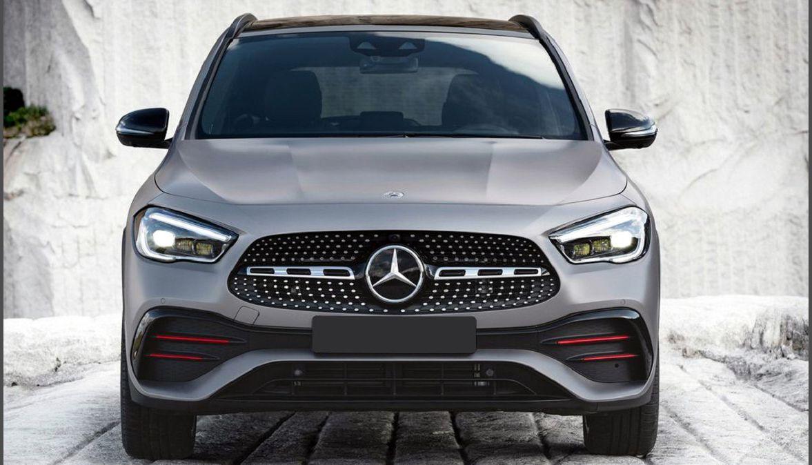 2022 Mercedes Benz Gla Coupe C Glasgow Dimensions Depreciation