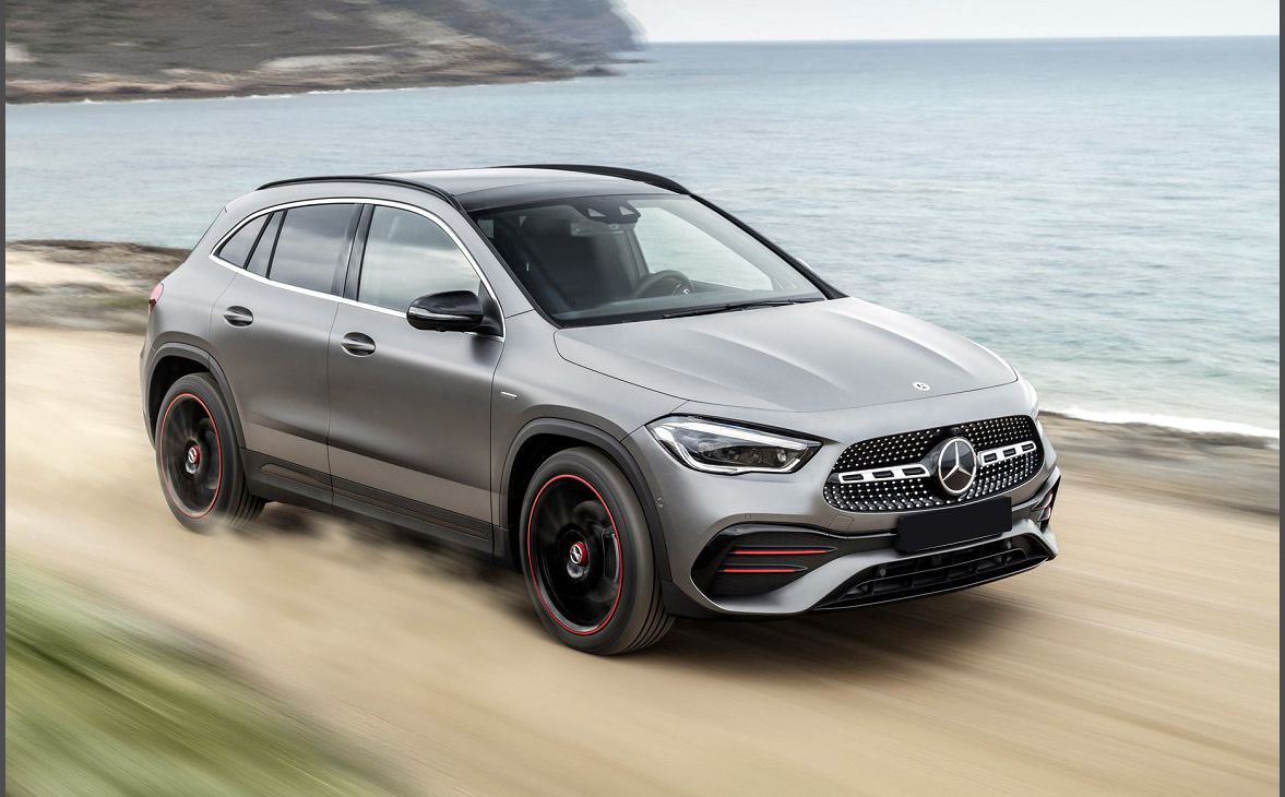 2022 Mercedes Benz Gla Gla200 D 200 In India 220 Features