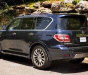 2022 Nissan Armada Alternator All Wheel Drive Images Diesel