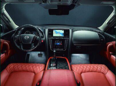 2022 Nissan Armada Climate Control Problems Competitors