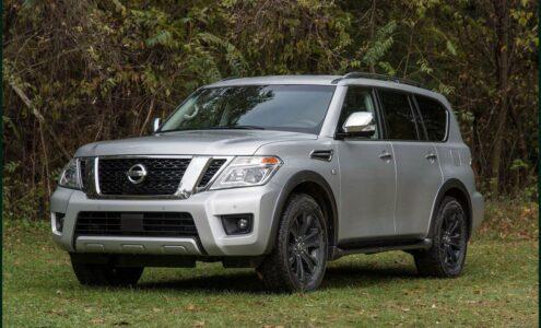 2022 Nissan Armada For Sale Near Me Accessories Specs Horsepower